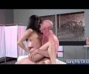 Dirty Mind Doctor Fucks With Sexy Horny Patient Movie-30