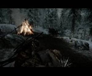 TESV SKYRIM: FUCKING A FEMALE GIANT DOGGYSTYLE!!