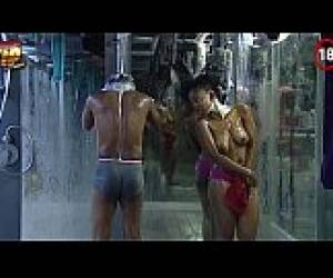 Big Brother Africa Nude Shower Hour (Day25) Goitse, Sipe &amp_ Trezagah