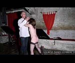 French Bdsm Slave Pain