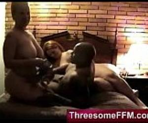 &quot_Congo Man&quot_ Fucking Two Busty Ladies - Threesomeffm.com
