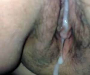 Deep Creampie Finish