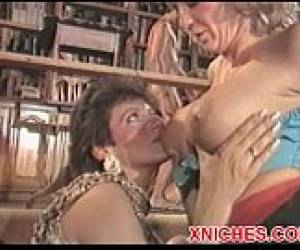 Mature Blonde Deepthroat Big Dick