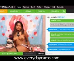 Hot Indian Teen 19 Years Old On Everydaycams.com