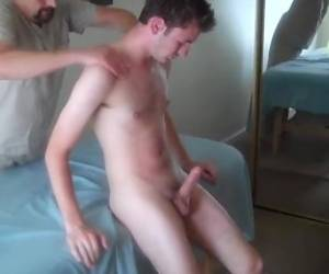 Massage A College Twink