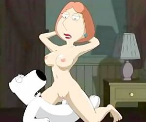 Cartoon Sex Video: Family Guy Porn Scene