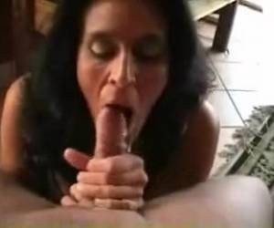 Nasty Mature Cumshot Compilation. Claudette From DATES25.COM