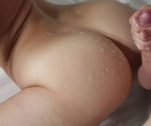 Tits And Ass Cumshot Compilation 2