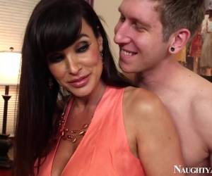 Lisa Ann & Danny Wylde In My Friends Hot Mom