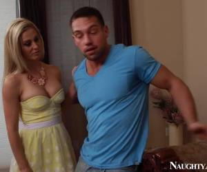 Cherie DeVille & Johnny Castle In My Dad Shot Girlfriend