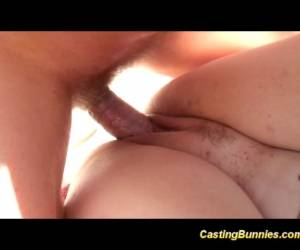 Casting Fat Bitch Taking Anal Fuck And Oral Penetration