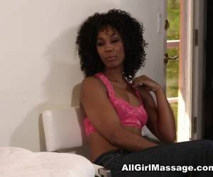 Misty Stone, Amanda Tate, Ana Foxx In This Spa Has Secrets Scene
