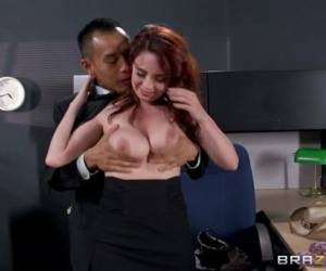 Big Tits At Work: Not Safe For Work. Ashley Graham, Keni Styles