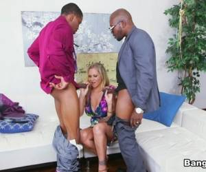 Julia Ann In Julia Ann Wins Three Big Prizes - BlacksOnMoms