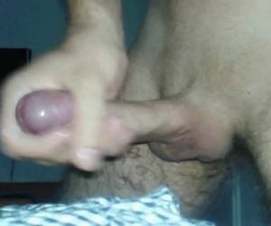 Big Cock Solo Male Masturbation &