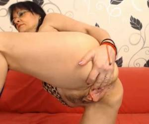 Mature Cindy Pussy Show 50 Old Milf