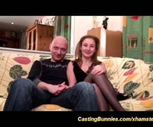 Extreme French Casting Couple