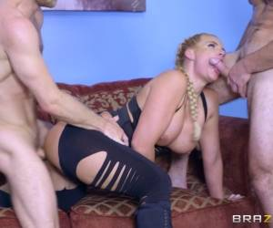 Phoenix Marie Always Wanted To Experience The Double Penetration!