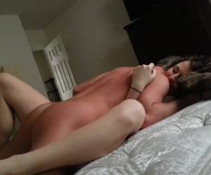 Teen Couple Interrupted While Having Sex