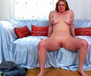 Veronika Is Demonstrating Her Sweet Naked Boobies