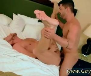 Daddy Cum Filled Ass Up Close Free Gay Porn