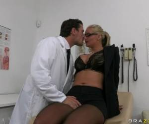 Doctor Orgasm Hot Phoenix Marie Hardcore With Facial