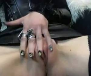 Amazing Solo Video With Me, Fingering My Shaved Pussy