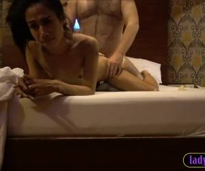 Ladyboy Fucks White Guy In His Ass And He Fucks Her Ass Too