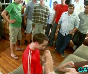 Gay College Party With Anal Sex