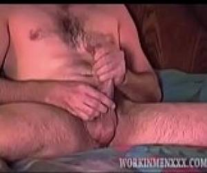 Homemade Video Of Mature Amateur Mike Jacking Off
