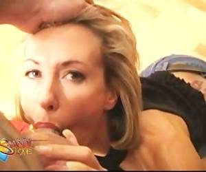 Brandi Love Licks It Up