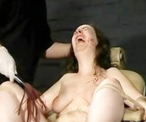 Pussy Punished Amateur Slave Girl Tormented