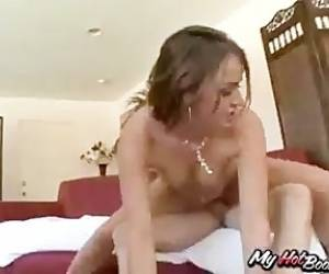 Tori Black- Watch The Spicy, Natural Boobed Pornstar, Tori Bl