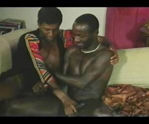 The Golden Age Of Gay Porn Black Sex Therapy - Scene 1 - Gentlemens Video
