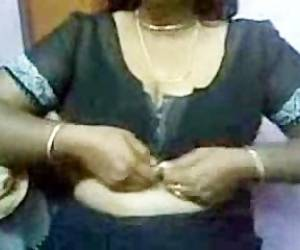 Indian Mature Aunty Fucking With Her Young Boyfriend