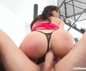 LiveGonzo Katsuni Brunette Asian Asking For A Creampie