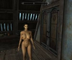 Skyrim - Nudity
