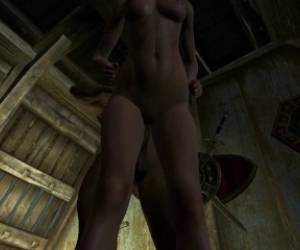 Skyrim: Sex With Kitiara