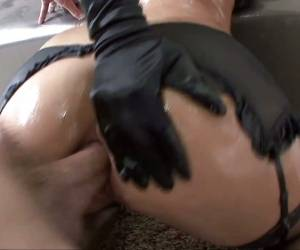 Phoenix Marie Anal With An Oily Butthole Is Hot