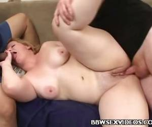 Ass Banged BBW Solsa