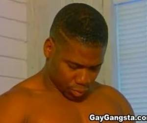 Gay Thugs Raw Anal Sex At The Office