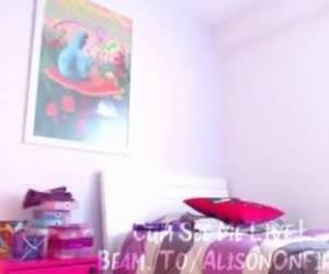 Beam.to Alisonfire Amateur Webcam Babe Masturbating On Twitch 21 2322 Webcam Girl Alisonfire