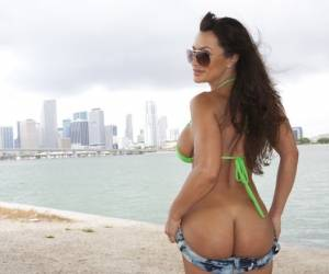 Lisa Ann Has Landed!
