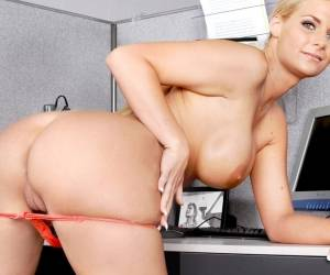 Phoenix Marie & Alan Stafford In Naughty Office