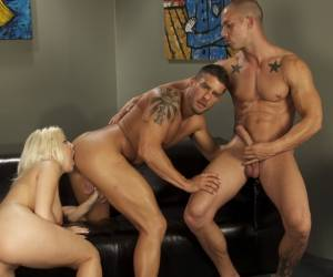 Brittany Amber & Cody Cummings & Rod Daily In Rod Plays Up XXX Video