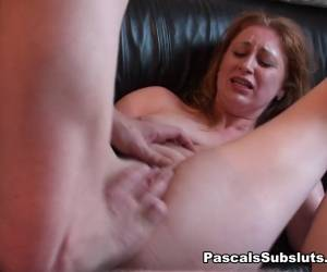 Paris In Surprise Love Child Craves Daddy's Cock - PascalsSubSluts