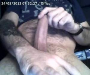 Big Cock Wanking It Ready