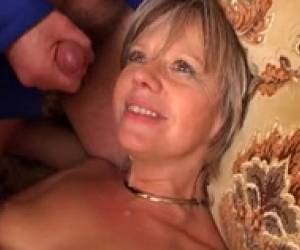 French Mature Anal Christine Cuisine