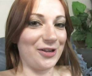 Cristine Michaels Let Black Guy Cum On Her Face
