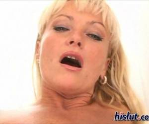 Domenika Is A Horny MILF